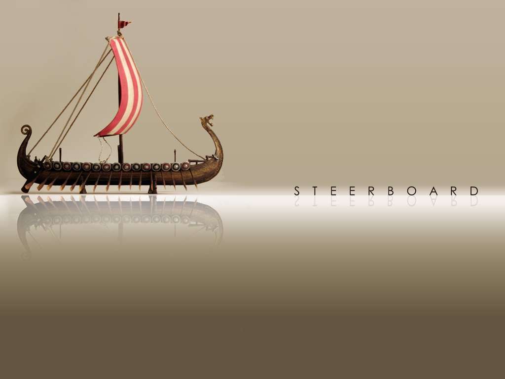 STEERBOARD