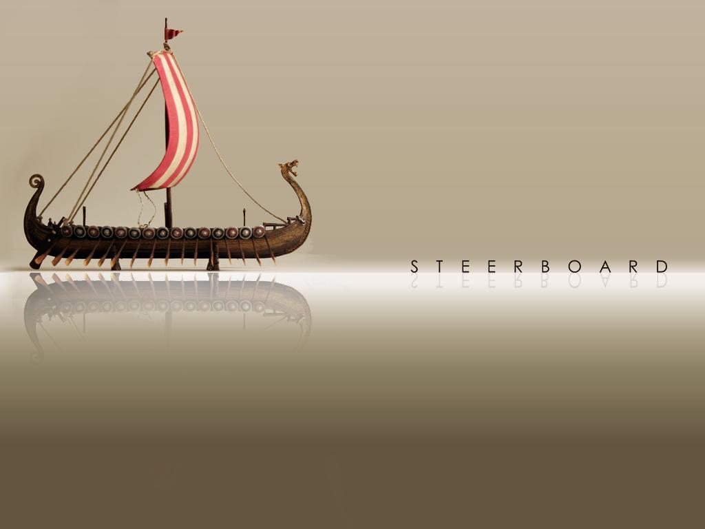 STEERBOARD